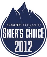 POWDER MAGAZINE - SKIER'S CHOICE