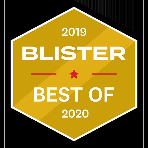 Blister Review - Blister best of