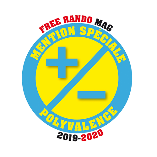 Free Rando Mag - Mention polyvalence