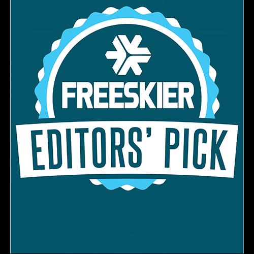 Freeskier - Editor's pick