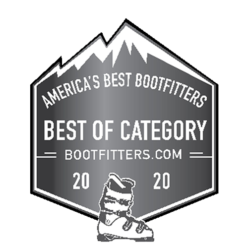 America's Best Bootfitters - Best of category