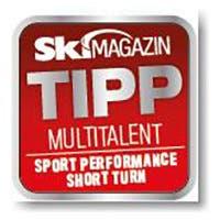 Ski Magazine - Tipp ST