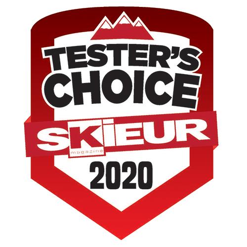 Skieur - Testeur's choice