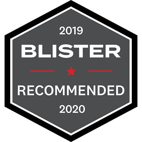Blister Review - Blister recommended