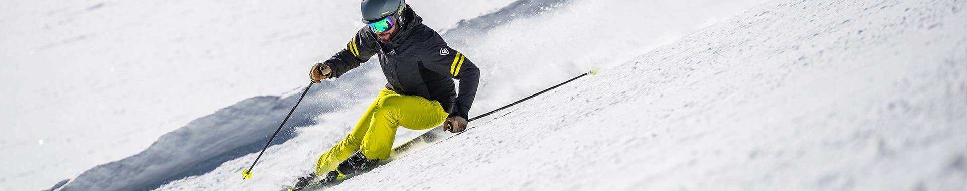 Pisten-Ski