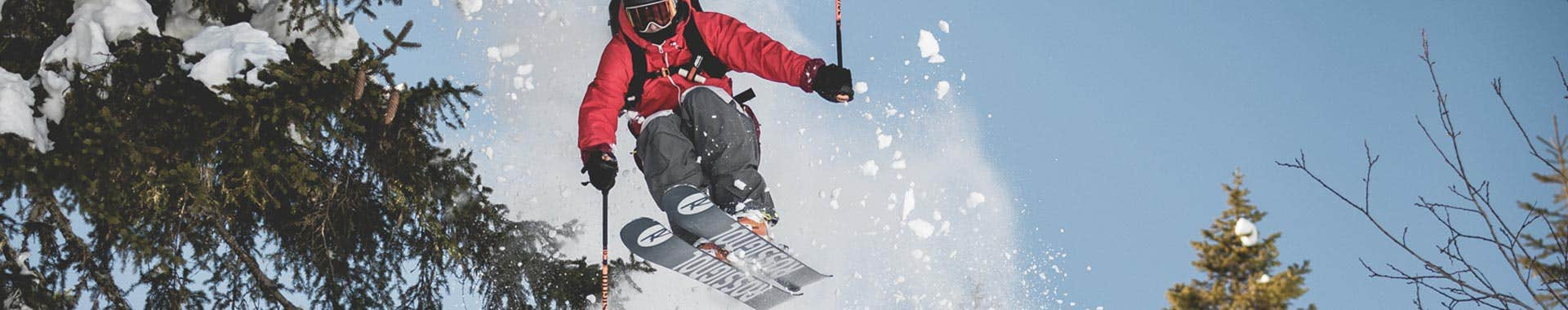 Skis freeride