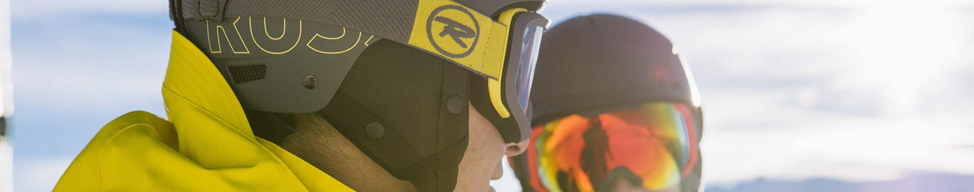 Ski goggle screens