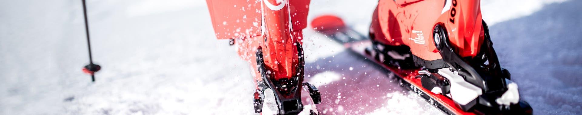 Skibindungen Look