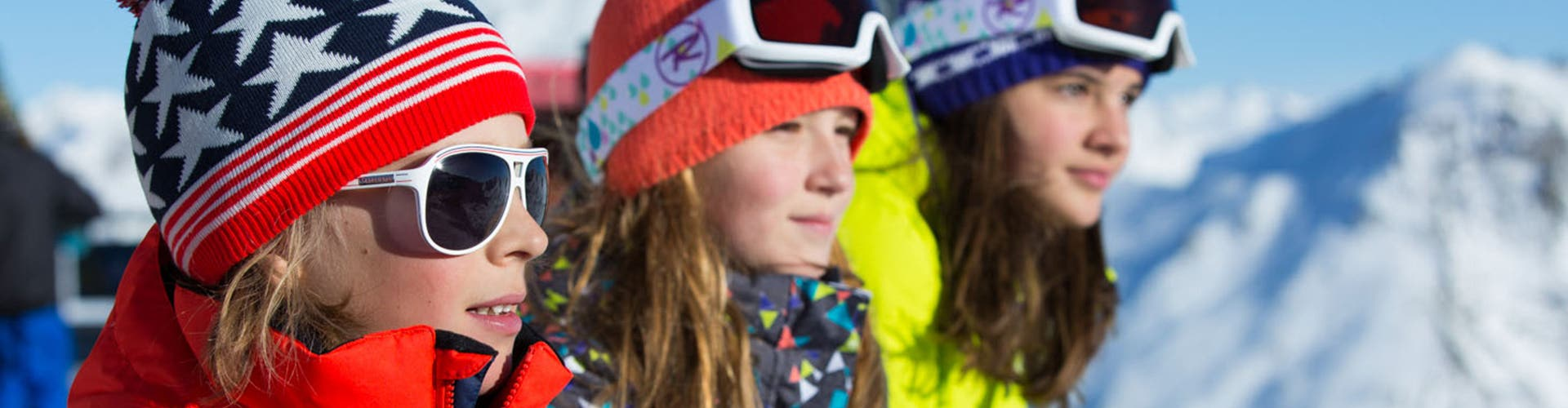 Ski accessories - 8 to 16 years old