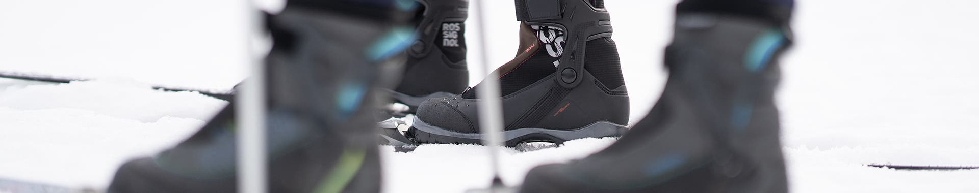 Backcountry ski boots