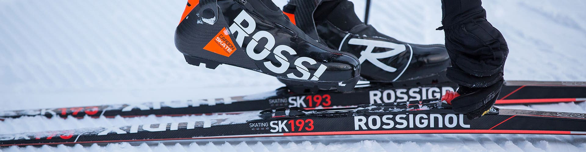 Fixations ski de fond