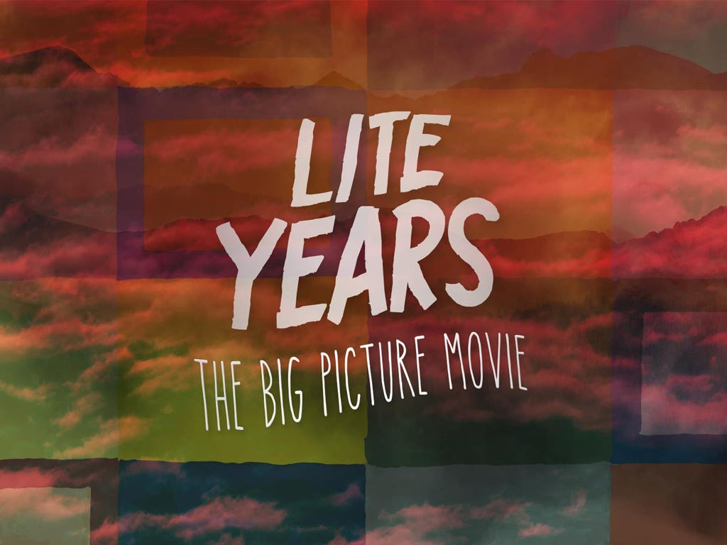 Lite Years is live!