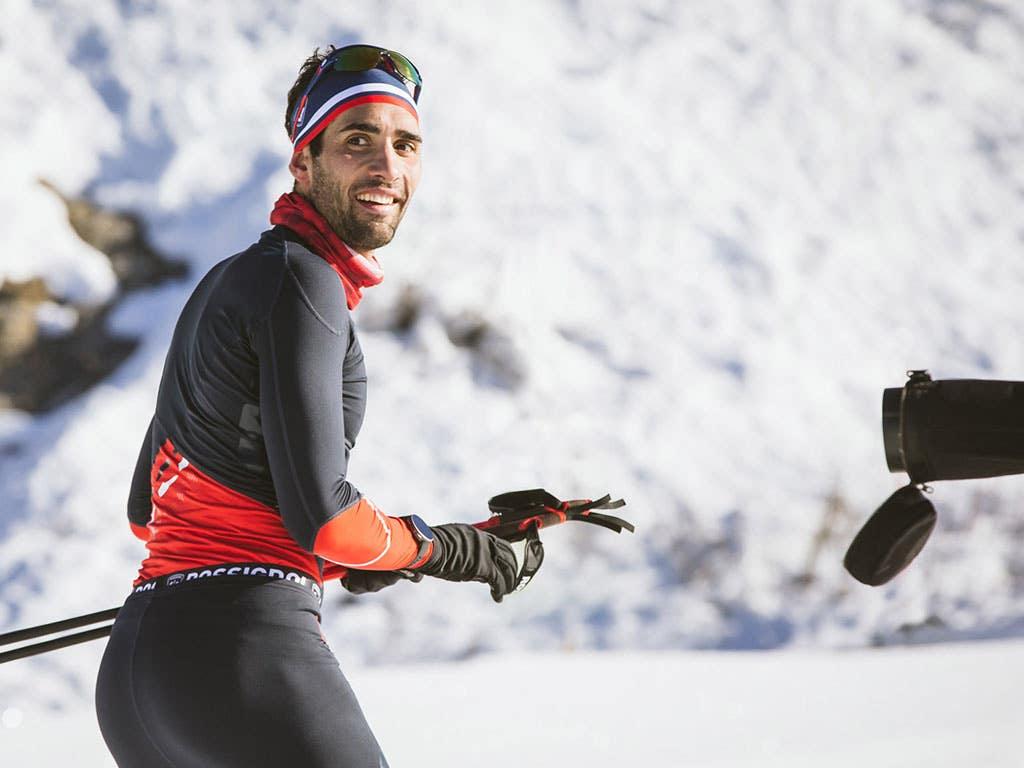 Martin Fourcade, athlète iconique & ambassadeur emblématique