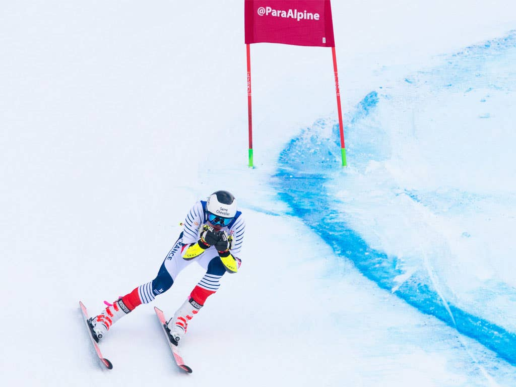 Great results for the Team Rossignol at the World Para Alpine Skiing World Championships!