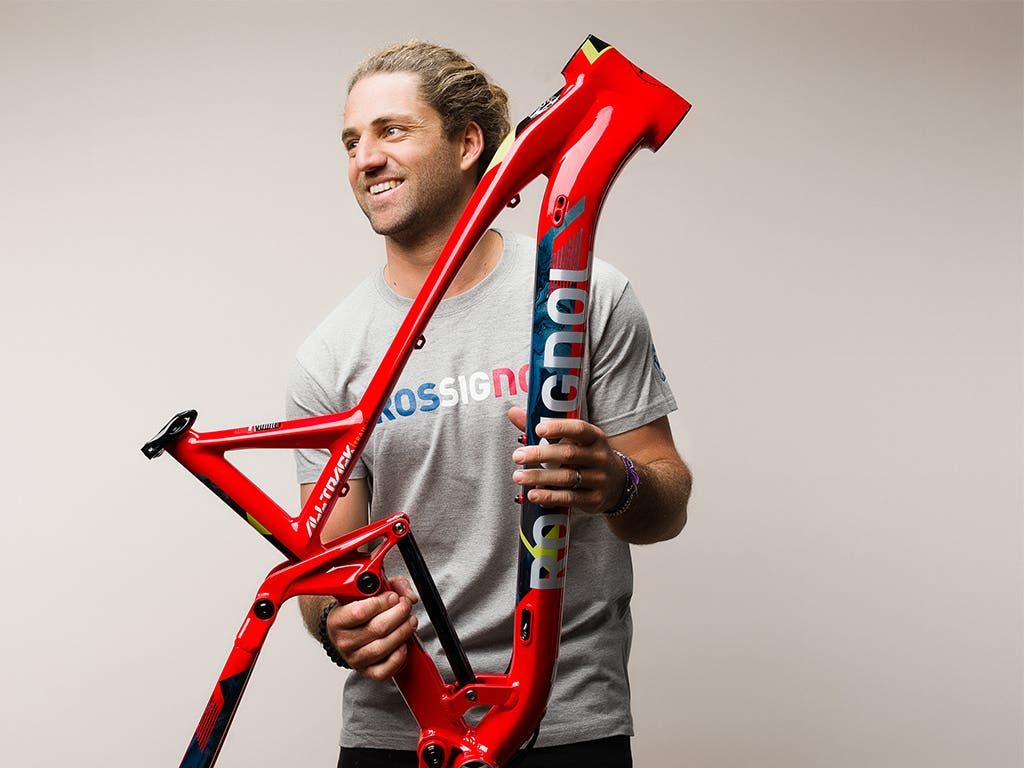 Tito Tomasi, welcome to the Rossignol family!