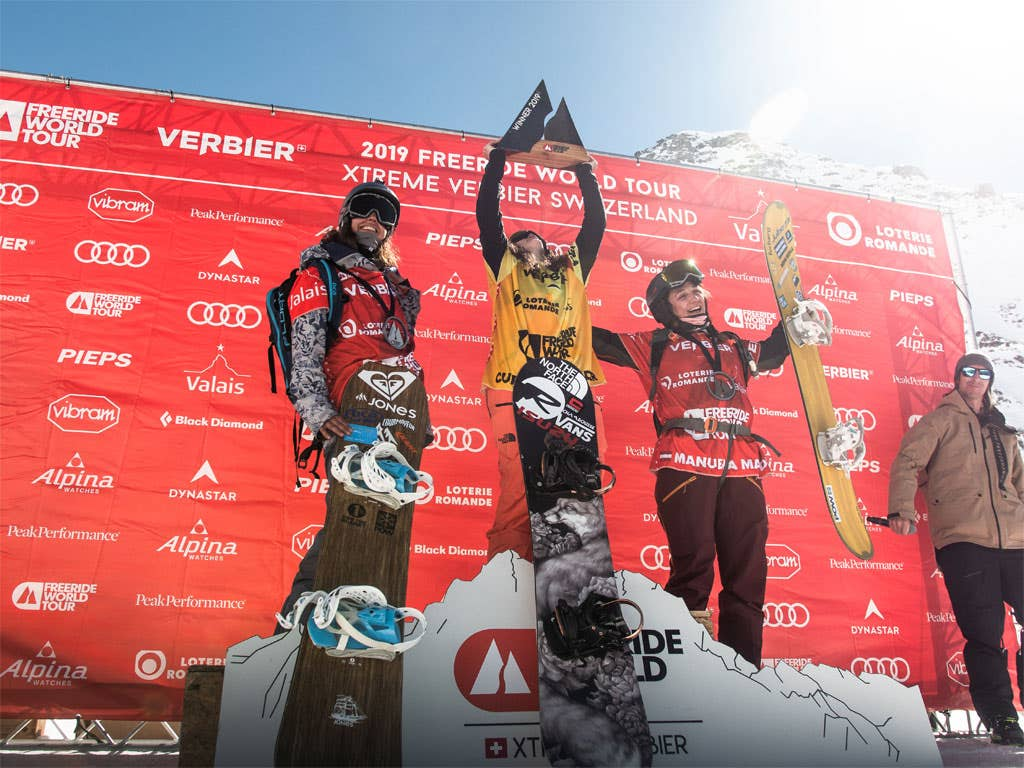 Verbier Xtreme: Queen Haerty!