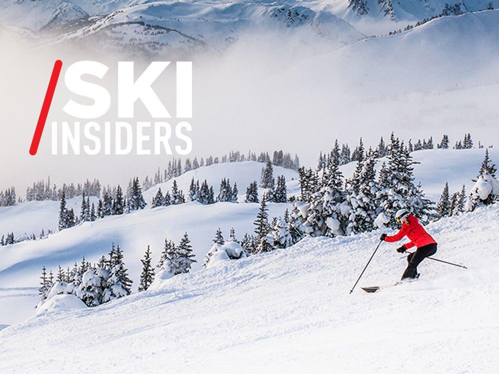 """Werde Teil der """"Ski Insider"""" Community"""