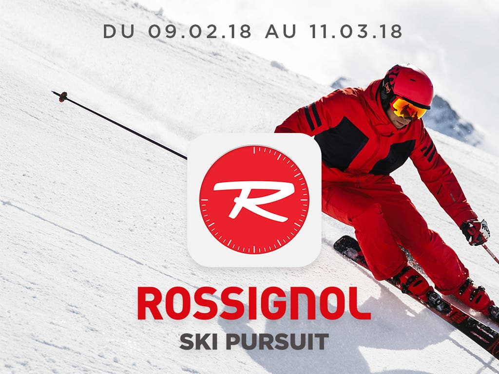 Challenge Ski Pursuit