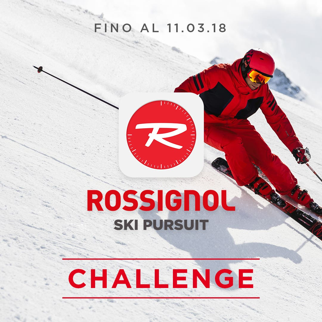 Challenge Ski Pursuit