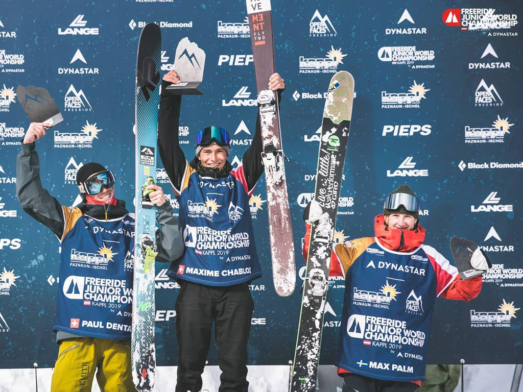 Freeride Junior World Championships - the future is assured!