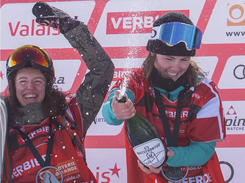 Marion Haerty is Freeride World vice-Champion!