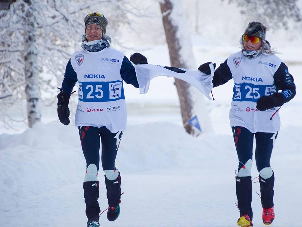 Rossignol Apparel, a partner of Finland Trophy 2019