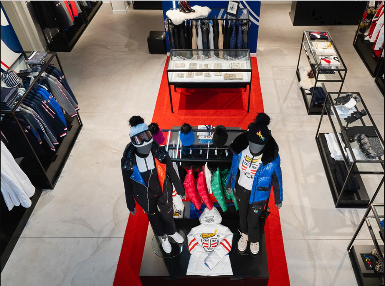 Rossignol opens up shop in Aspen  2020