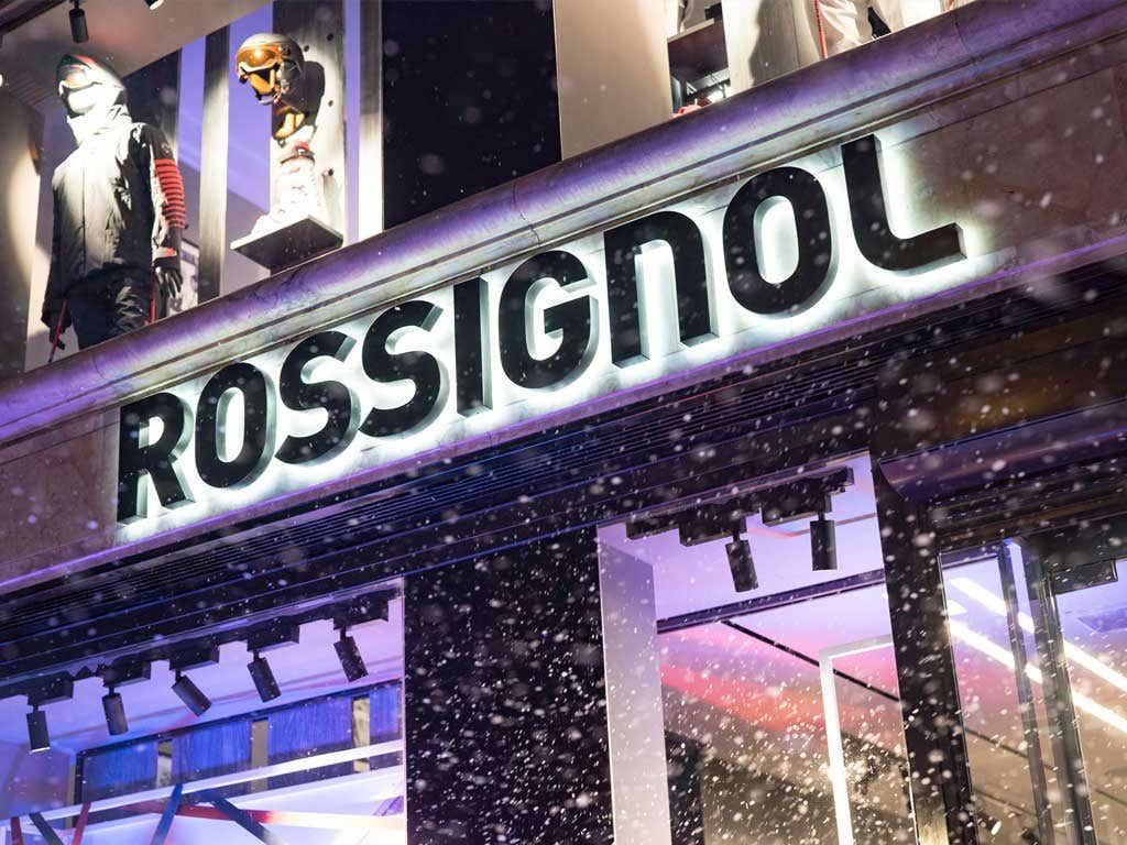 Rossignol s'installe sur le Boulevard des Capucines à Paris