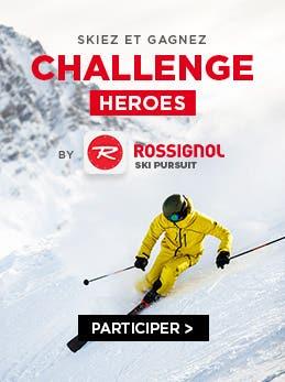 Rossignol Challenge Ski pursuit