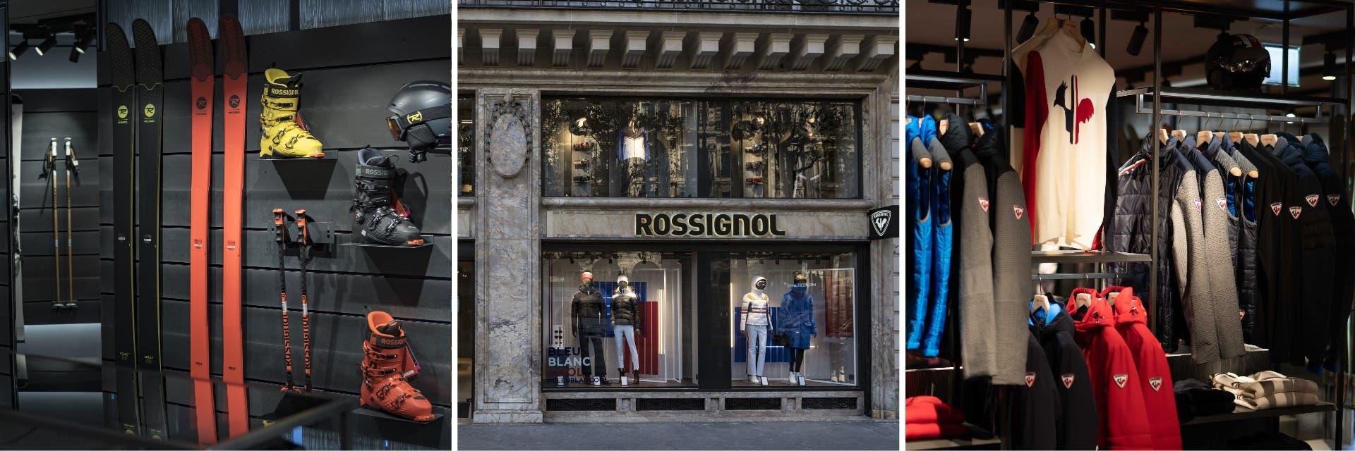 Rossignol Paris