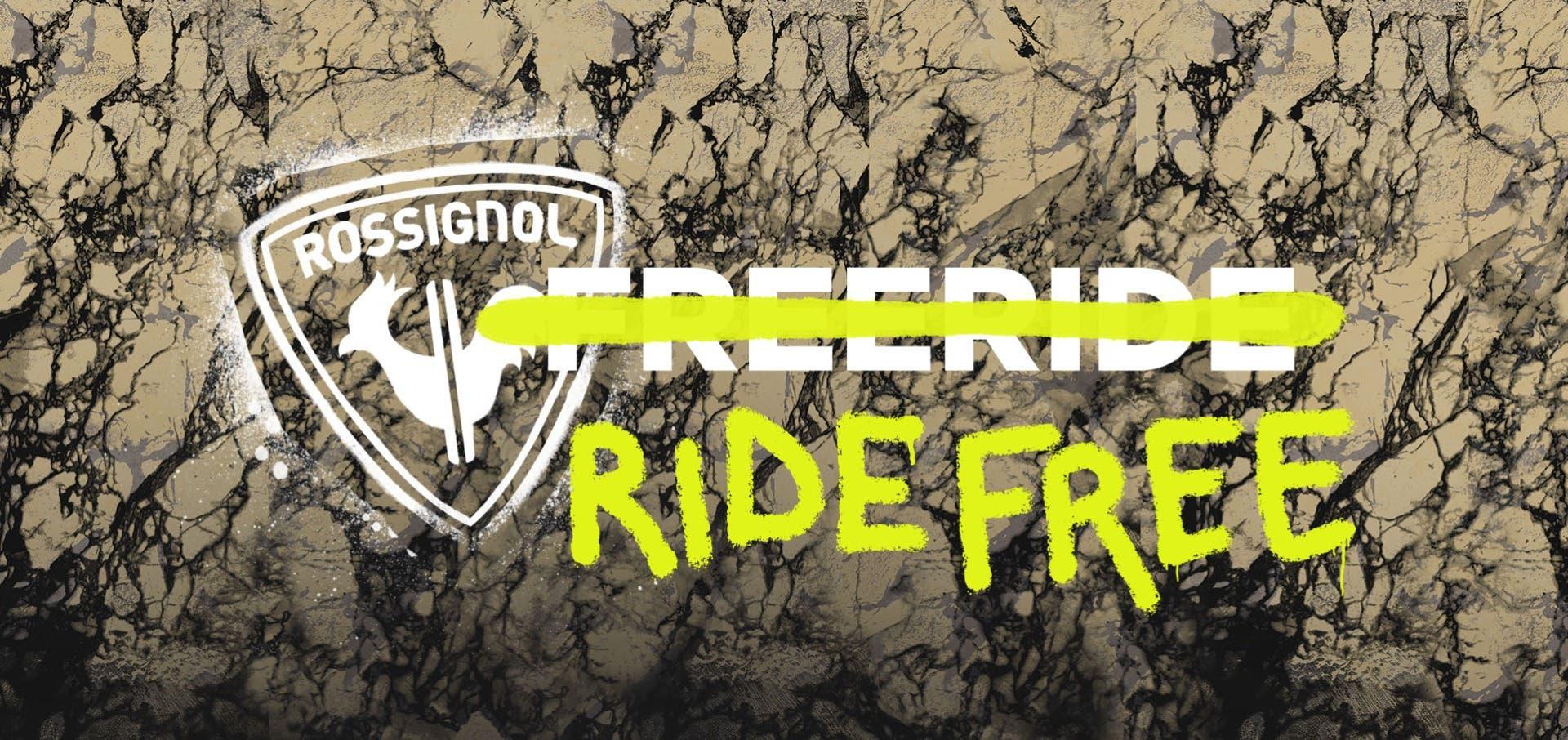 Rossignol freeride ski blackops Ride Free