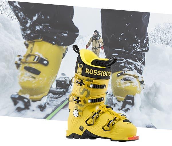 Rossignol alltrack skiboots