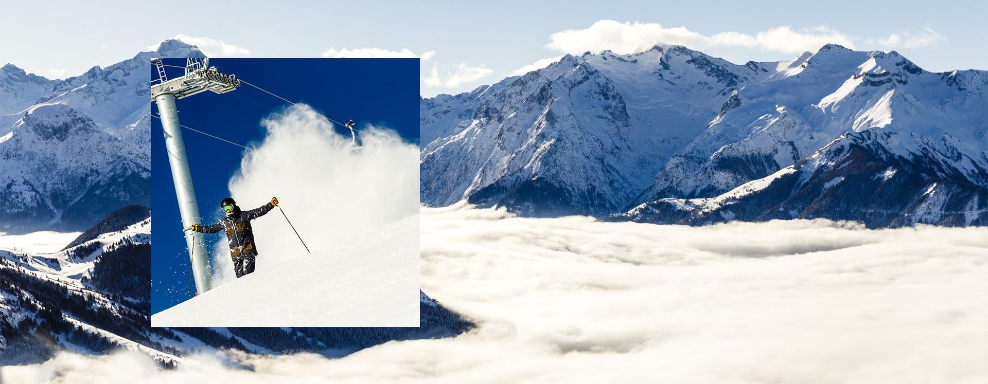 experience ski range