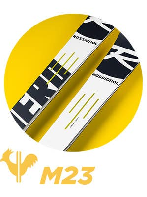 Rossignol skis racing