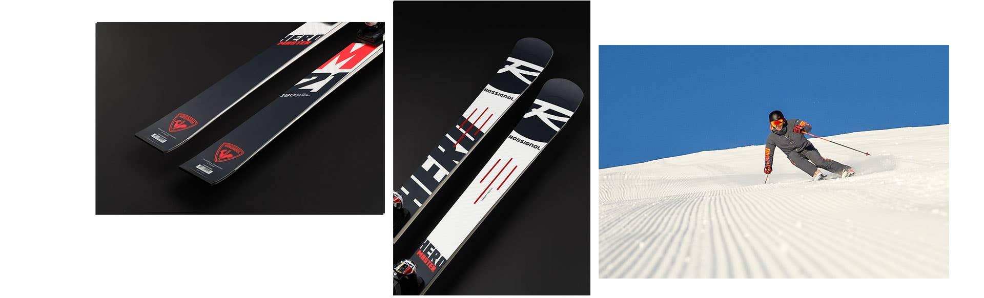 Master skis