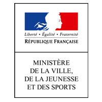 Ministère des sport partenaire officiel de la marque Rossignol skis